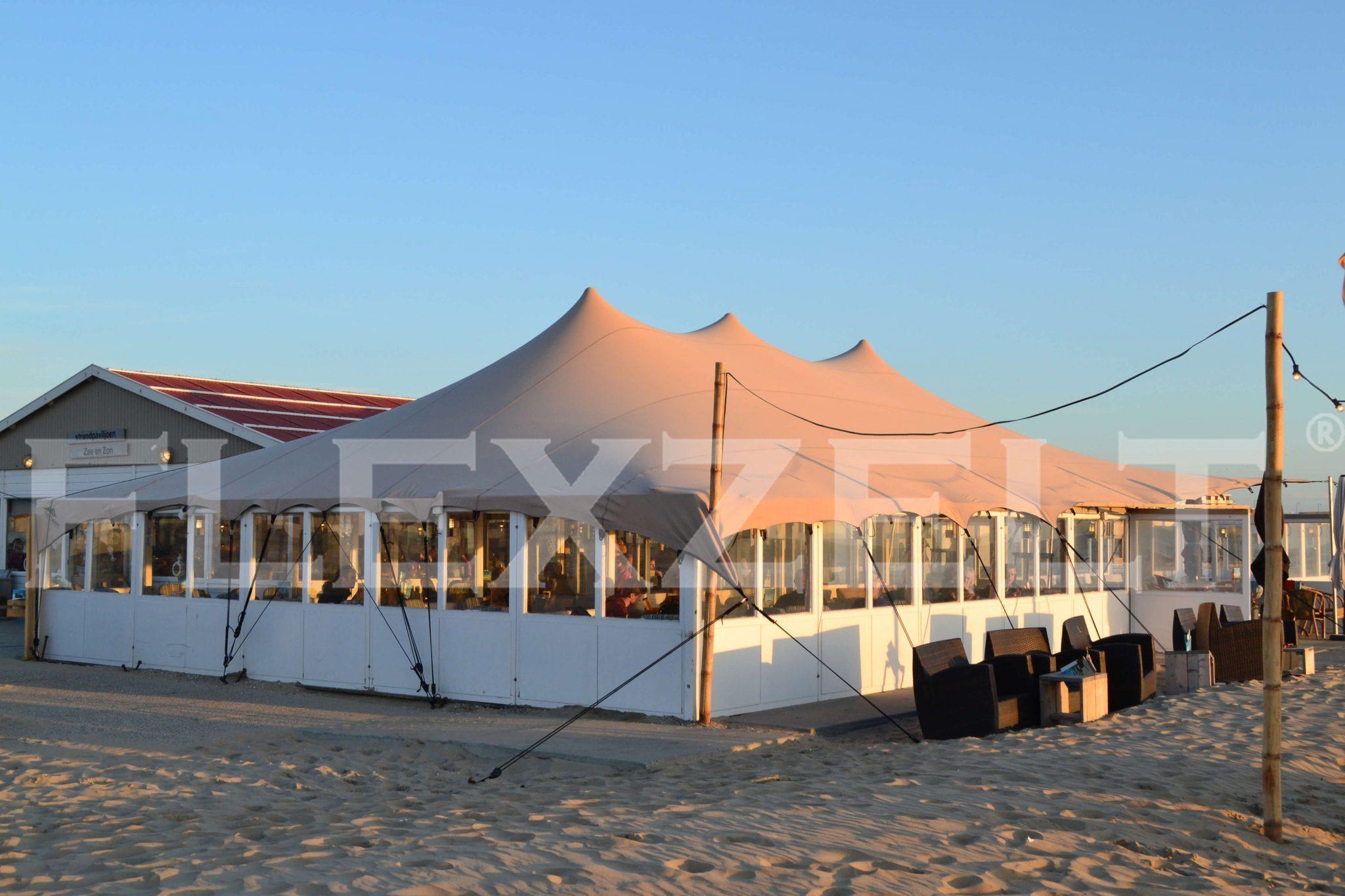 Flexzelt® - Strandpavillion