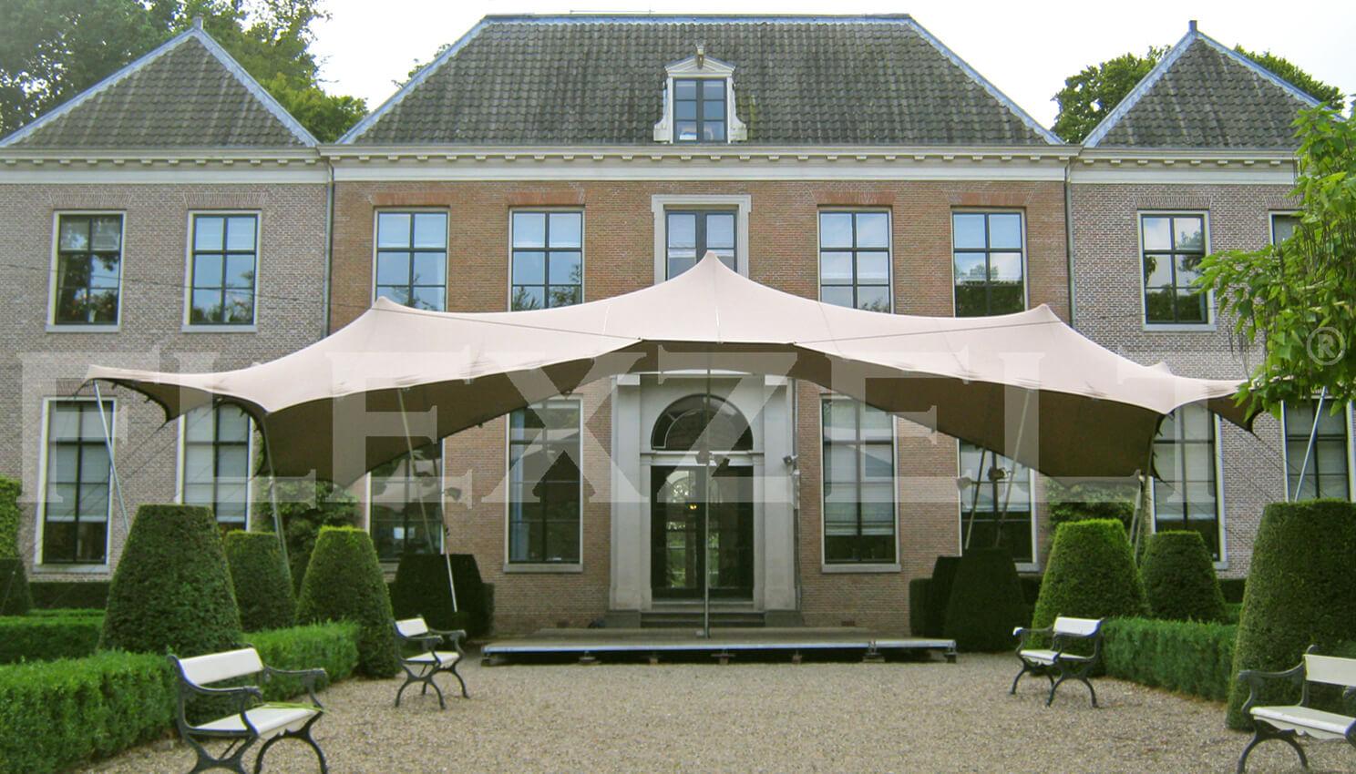 Flexzelt® - Burg & Schloss - Flextent® - Kasteel & Landgoed