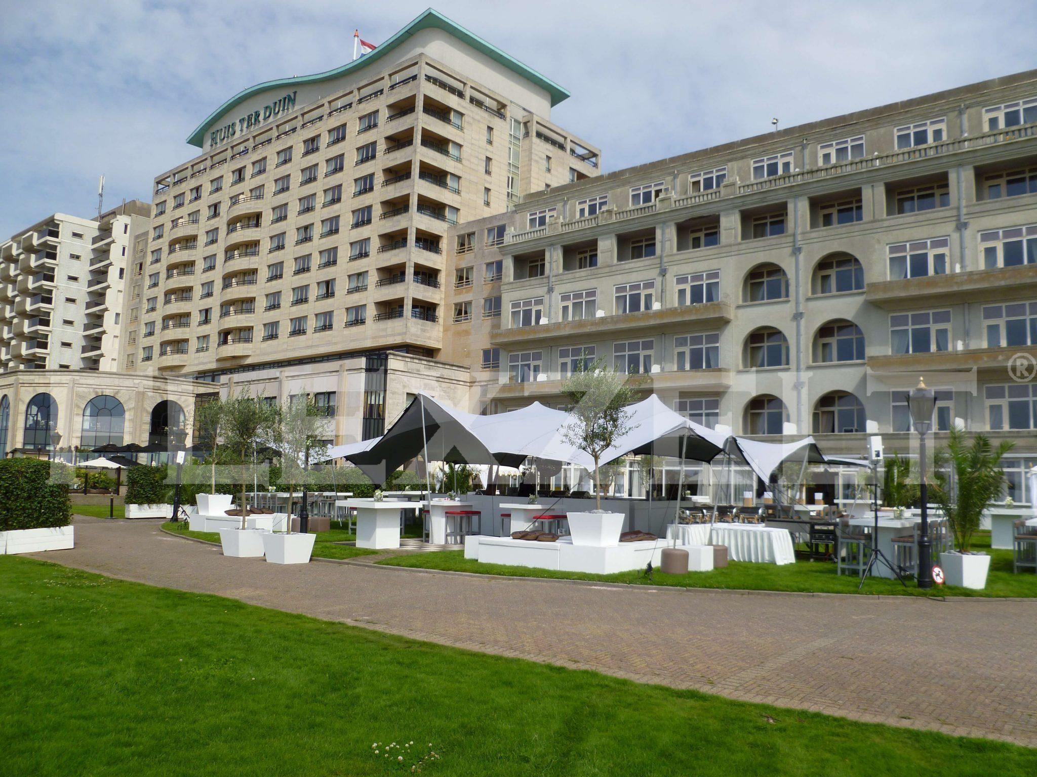Flexzelft - Flextent - Restaurants en Hotels -
