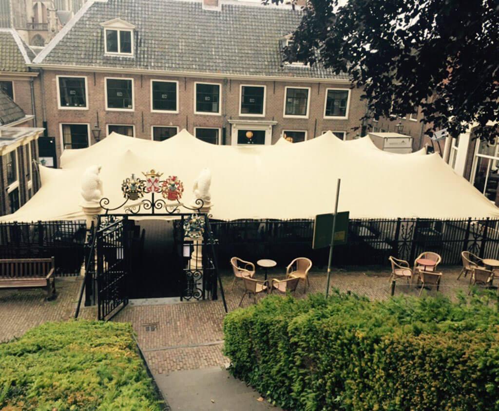 Flexzelt - Flextent - Slot Leiden