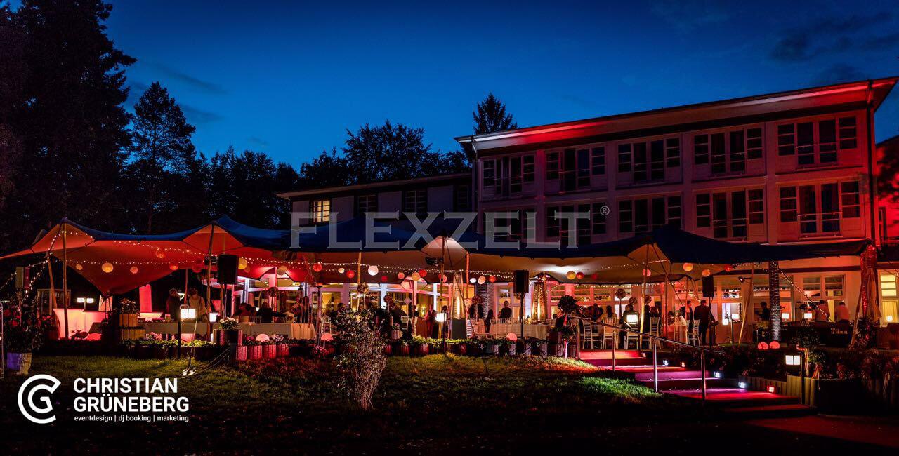 Flexzelt® - Landgut - Flextent® - Christian Grüneberg